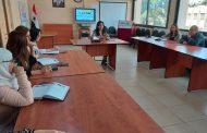 لجنة تأليف دليل المهارات الحياتية لمرحلة رياض الأطفال تستكمل عملها في تأليف دليل المهارات الحياتية.